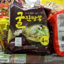【韓国コンビニ】牡蛎…