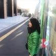 1月15日東大前駅に…