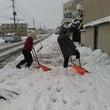 大雪の事、サン電子様…