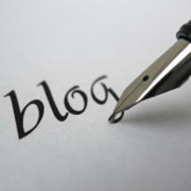 私は何で【ブログ】を…