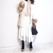 UNIQLO新作スカートで秋冬コーデに軽やかさを♡