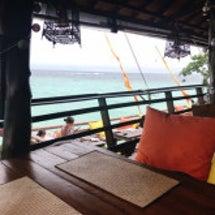 タイ リペ島  強風…