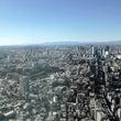 東京上空、東京地下