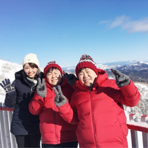 冬の北海道(かずや)