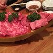 《飲み放題付き肉船盛…
