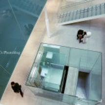 21世紀美術館でプー…