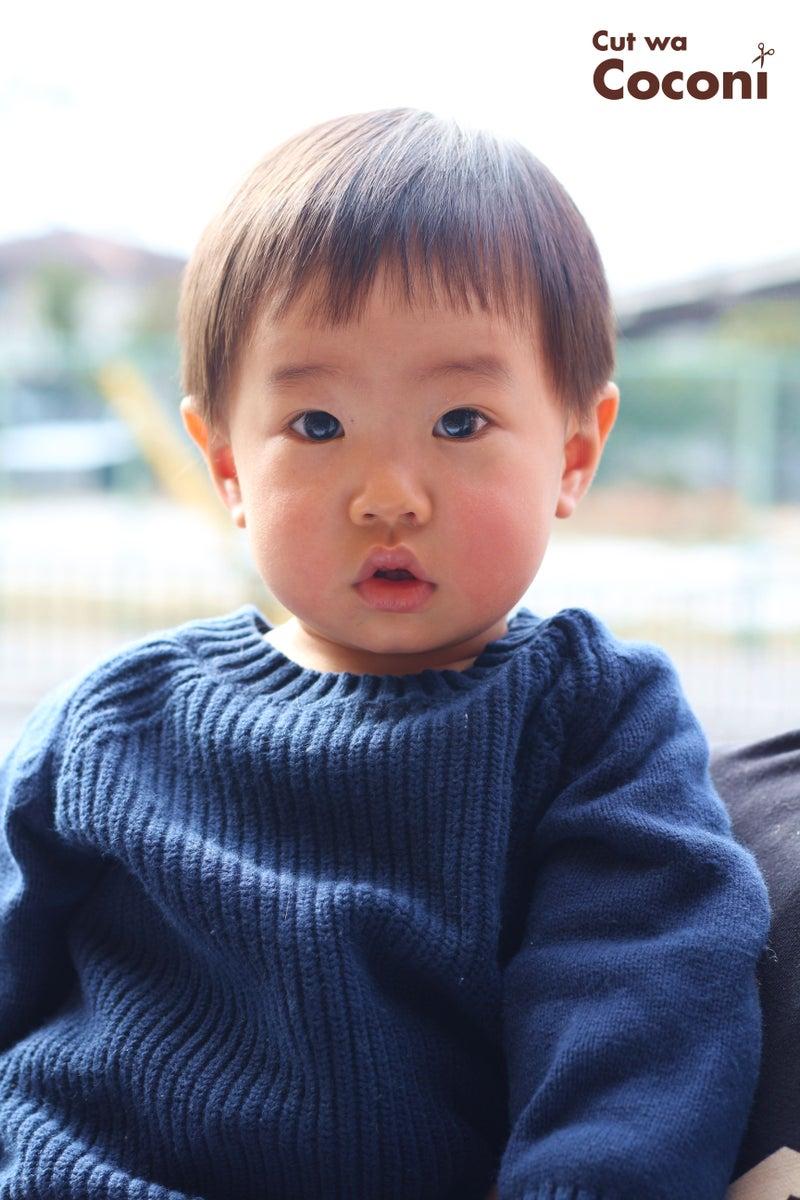 かわいいお子様カット!可愛い可愛い男の子のカット~☆ | Cut wa