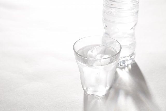 水分補給マティエ・マリー