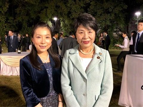 2018年 在タイ日本国大使館公邸 ...
