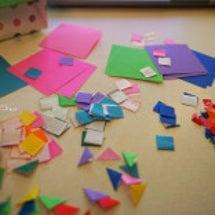 ミニミニ折り紙