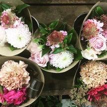 今週のお花屋さん〜小…