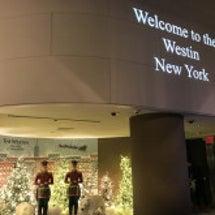Westin NY …