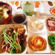 お昼ご飯です(≧∇≦…