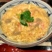さんプラザの丸亀製麺…