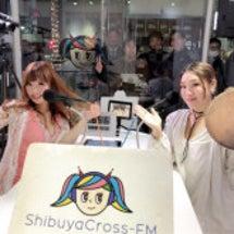 昨日の渋谷クロスFM…