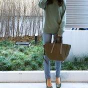 UNIQLO 注目の春色メンズスウェットシャツ