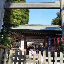 東京大神宮様とキャリ…