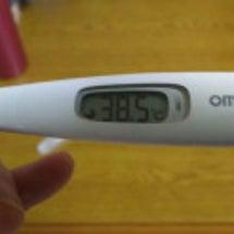 高熱・病院・検査