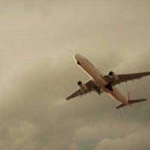 飛翔 福岡空港