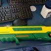 放射線科に現れた銃。