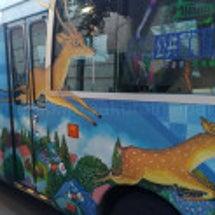 幾米の星空バスに乗っ…