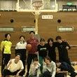 久々にバスケ。