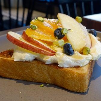 季節のフルーツトースト GARDEN HOUSE CRAFTS