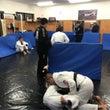 火曜日中級柔術クラス…