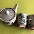 耶馬渓焼きお茶セット