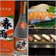 お寿司と泡盛「春雨」…