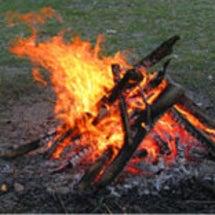 市民の声『焚火で洗濯…