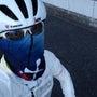 日曜練習からの自転車…