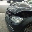 ベンツ事故!保険修理…