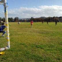 サッカー練習⚽