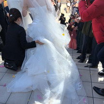 なっちゃん結婚式