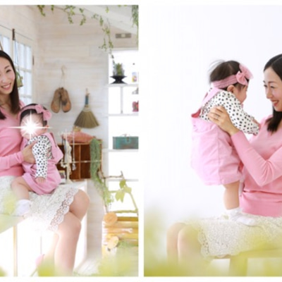 A-Studio代官山で親子撮影♪の記事に添付されている画像