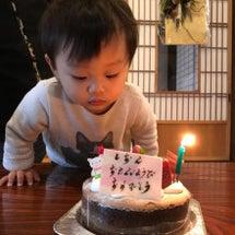⭐︎至温のお誕生日を…