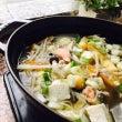 長岡のお雑煮と、雨の…