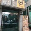 韓国のフォトスタジオで証明写真
