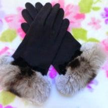 お気に入りの手袋だけ…