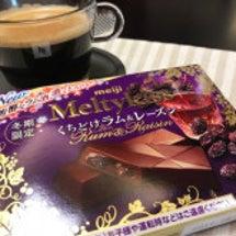 大好きなお手軽チョコ…
