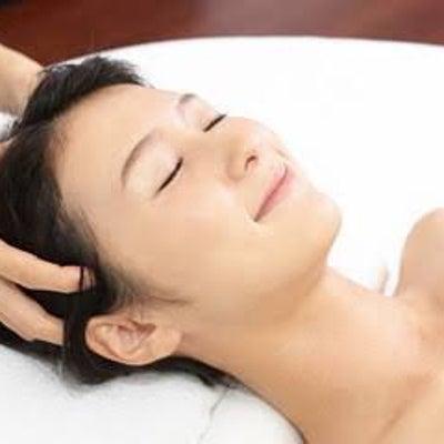 【岡山県 津山市から】やみつきヘッドマッサージでお顔も頭も超スッキリな小顔矯正♪の記事に添付されている画像