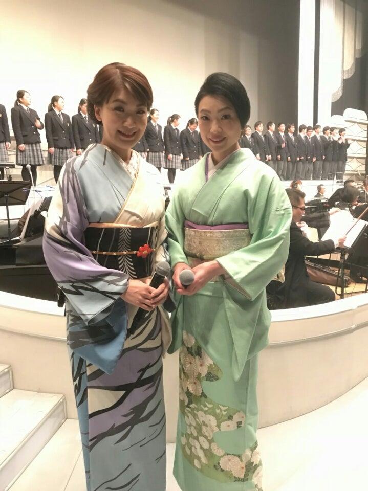 新・BS日本のうた初出演 市川由紀乃さんと♪