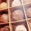 ゴディバのトリュフチョコレートの画像