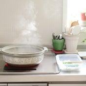キッチンをピカピカにする方法。心も明るくなる♪