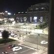 ミラノ中央駅の朝