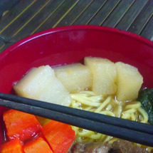 牛肉麺(にゅうろうめ…