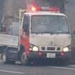 電気の緊急車両