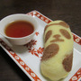 肉桂と東京ばな奈パン…