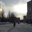 金曜日の札幌、風の冷…